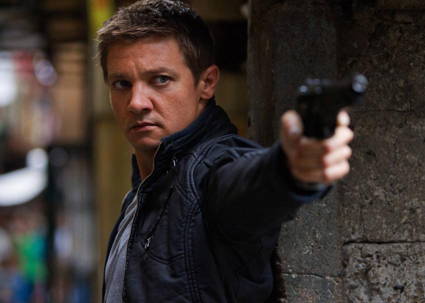 Jeremy Renner stars in Bourne Legacy