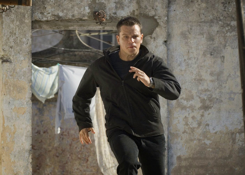 Excited for the return of Jason Bourne?