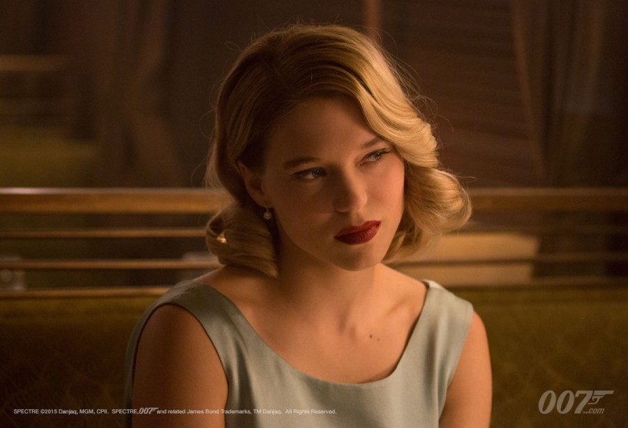 Lea Seydoux is the latest Bond woman