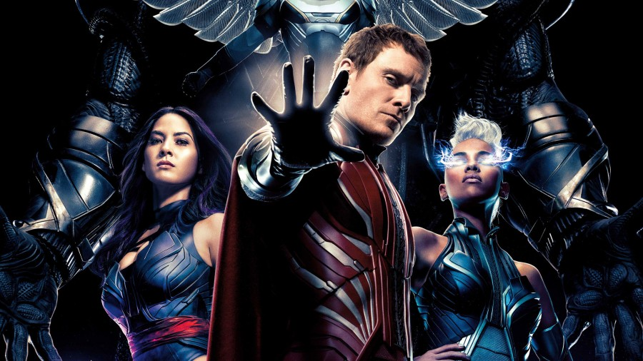 The Four Horsemen are featured in the latest X-Men: Apocalypse Trailer