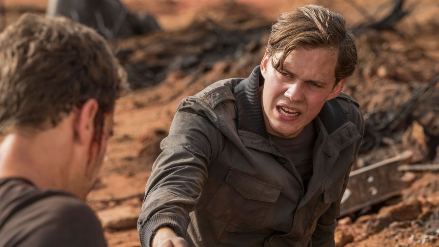 Bill Skarsgård joins Allegiant in Divergent Series