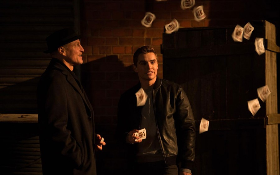 Dave Franco and Woody Harrelson in Now You See Me 2
