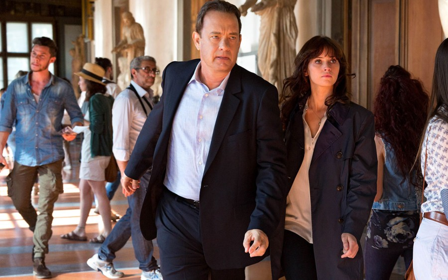 Inferno Trailer starring Tom Hanks