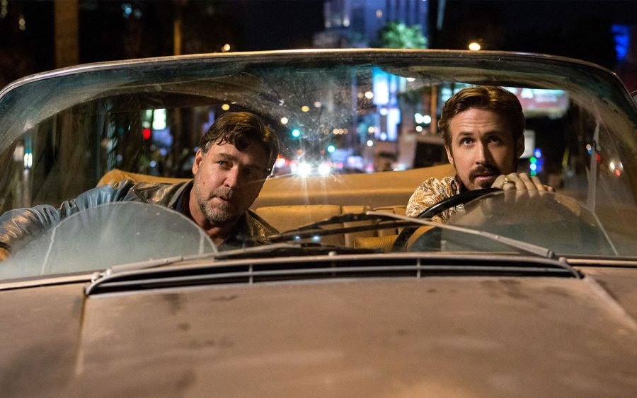 The Nice Guys stars Russell Crowe and Ryan Gosling