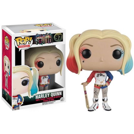 Suicide Squad Funko Pop Giveaway