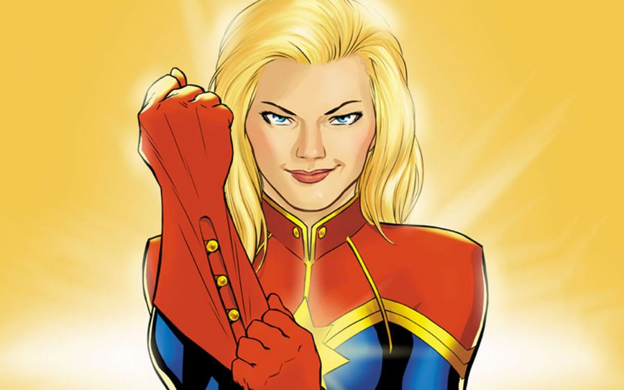 Brie Larson is cast as Captain Marvel