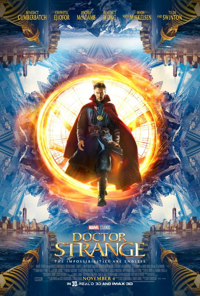 Doctor Strange Official Poster