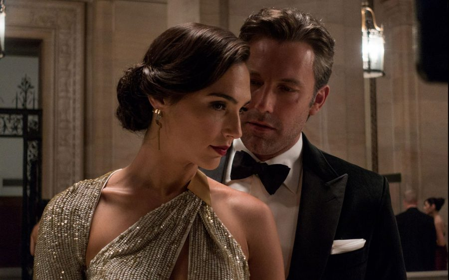 Batman v. Superman | Gal Gadot and Ben Affleck