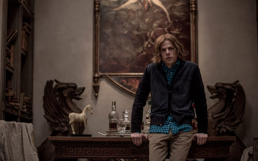 Still not sure if this is Lex Luthor or not...