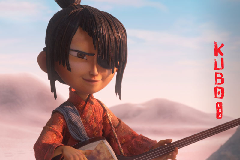 August Movies 2016 - Kubo and the Two Strings