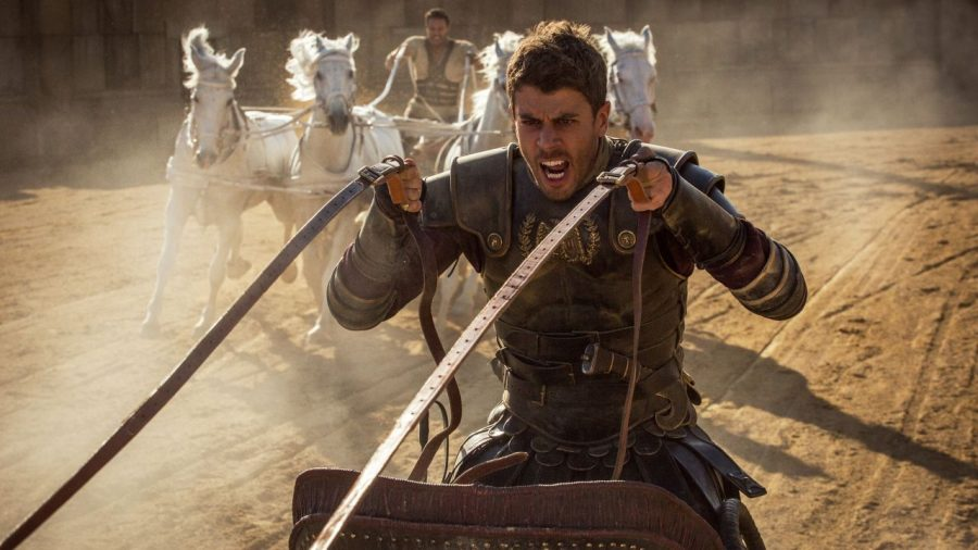 August Movies 2016 - Ben Hur