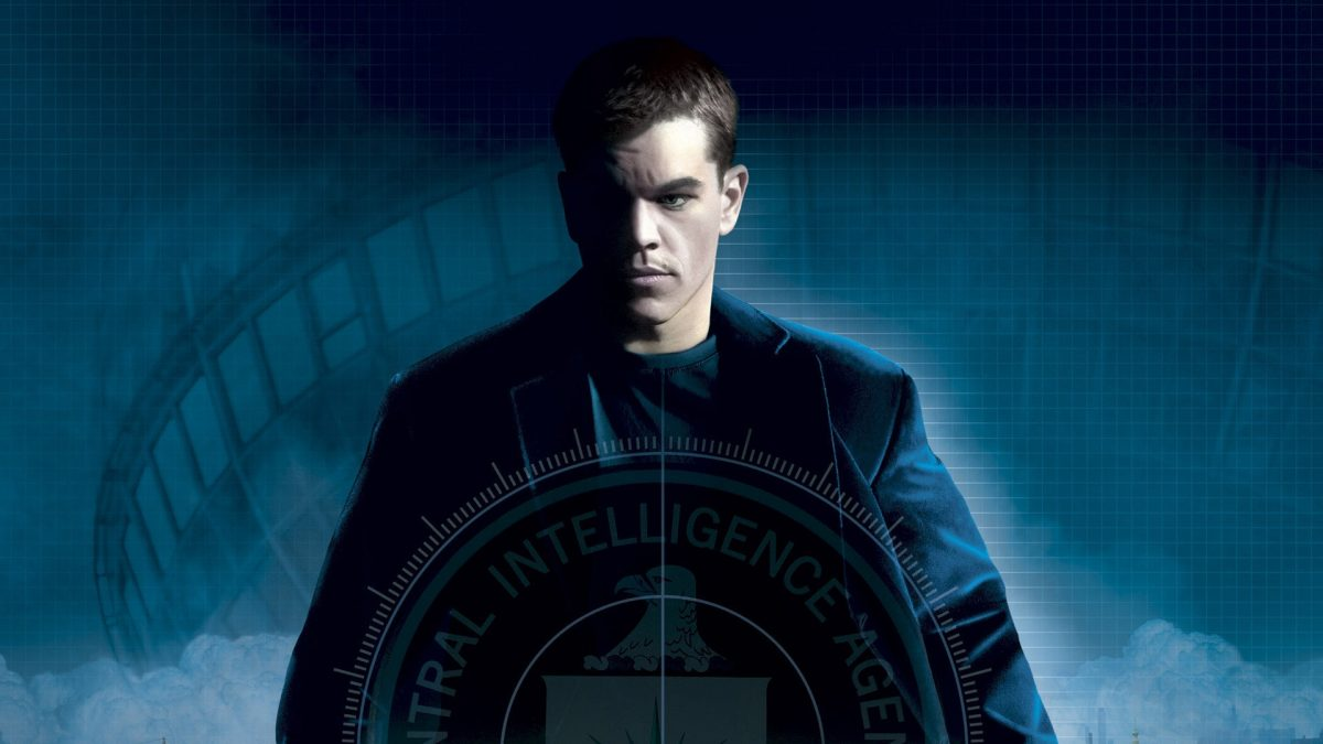 Matt Damon stars as Jason Bourne
