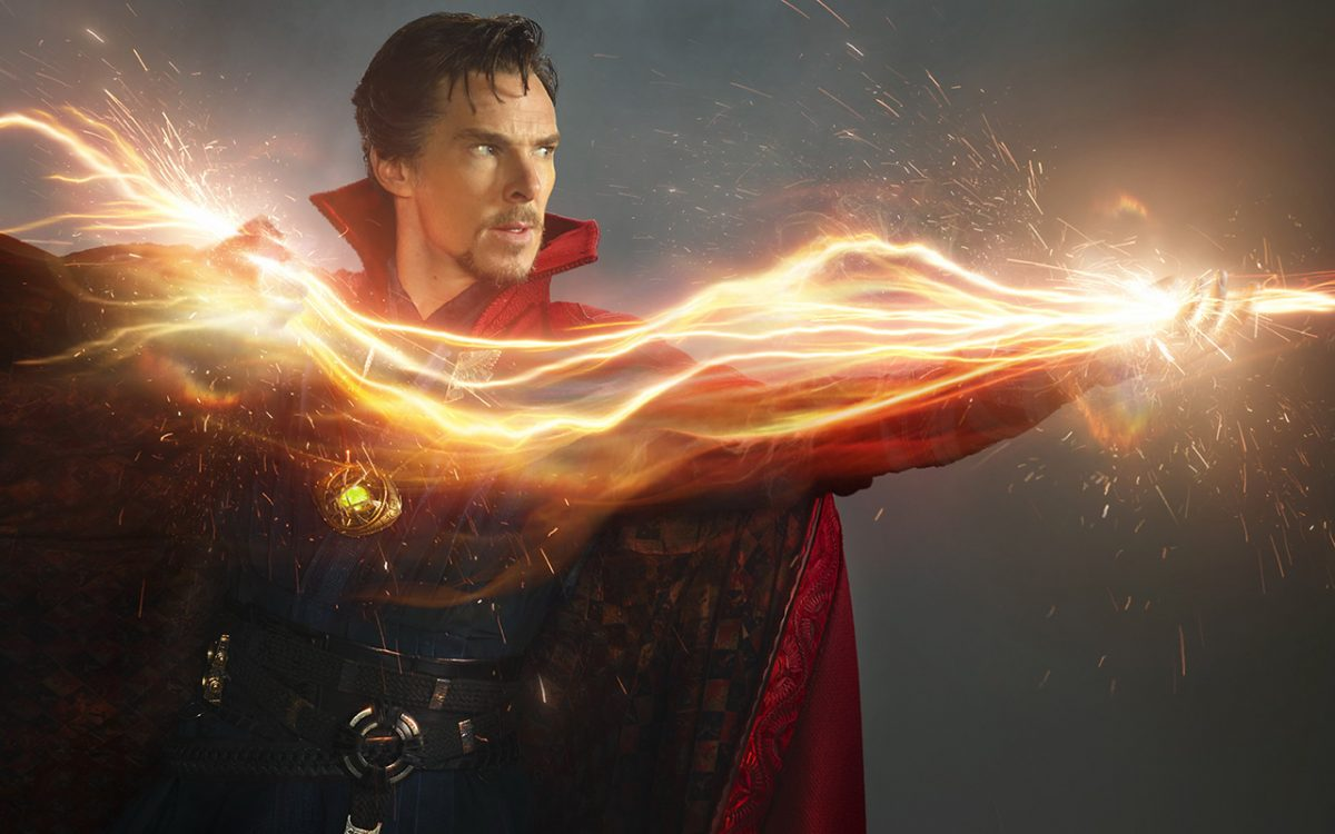 View Doctor Strange Teaser Trailer