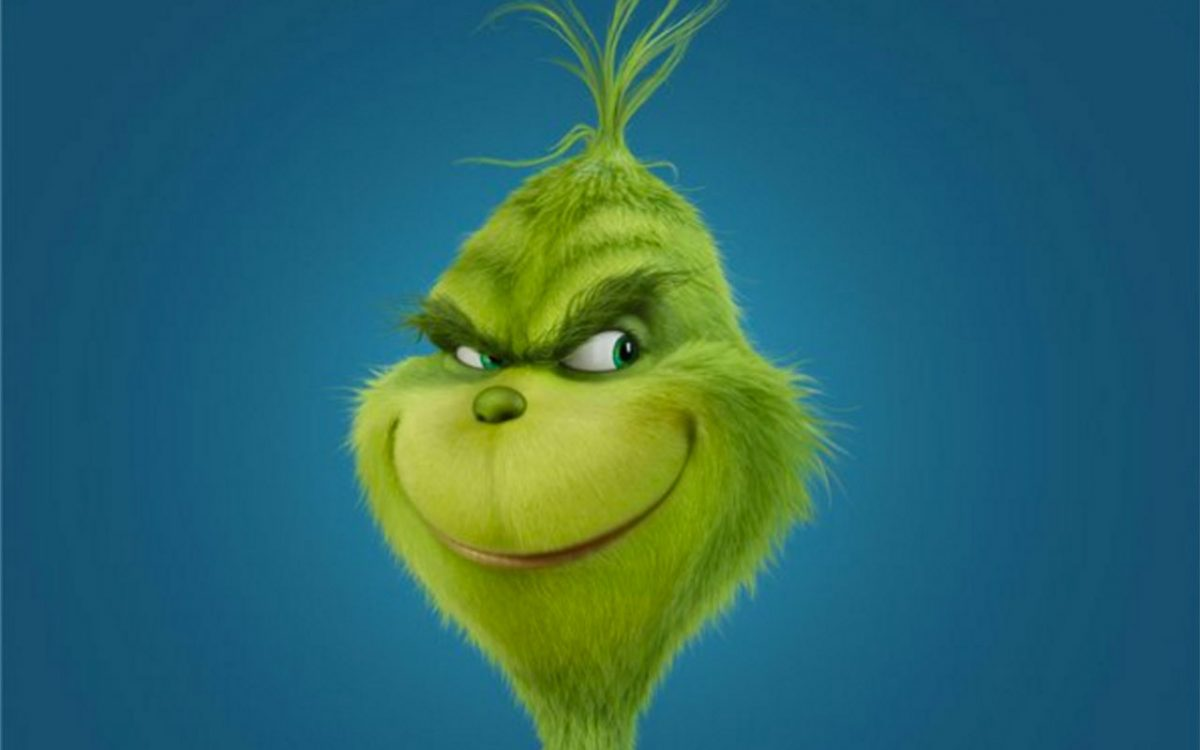 Benedict Cumberbatch To Voice The Grinch In Dr. Seuss' How The Grinch Stole Christmas