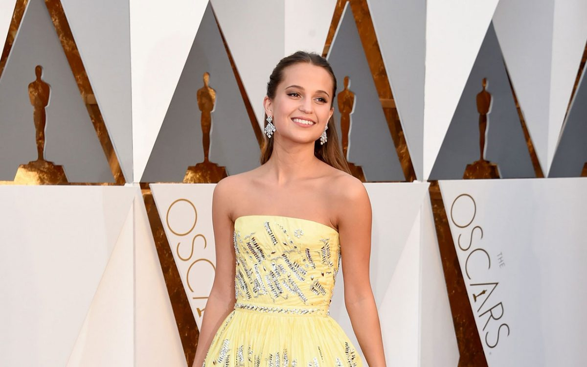 Alicia Vikander Casts As Lara Croft in Tomb Raider Reboot