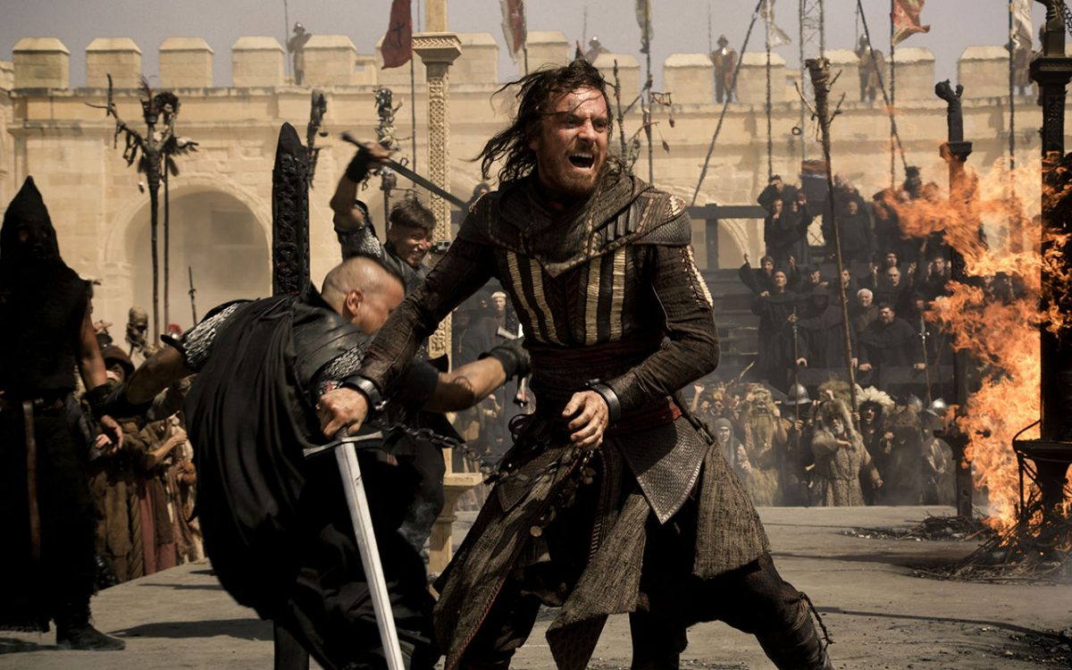 Assassin's Creed Trailer starring Michael Fassbender