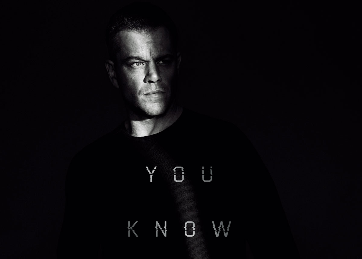 Jason Bourne Official Trailer