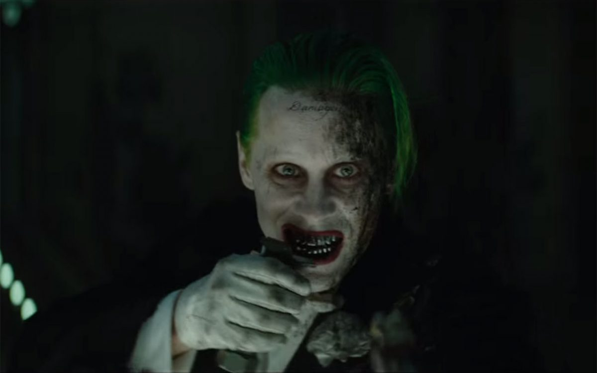 Joker in Suicide Squad Trailer 2