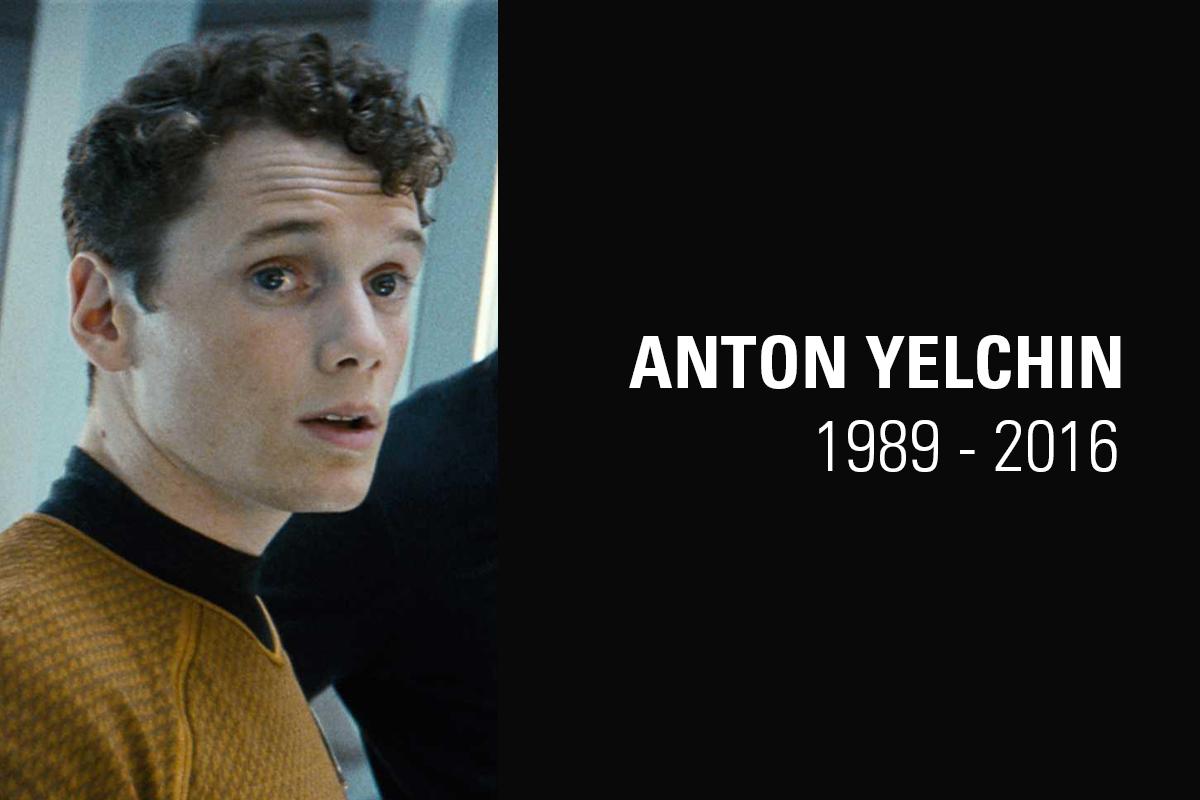 Star Trek star, Anton Yelchin dies in freak car accident