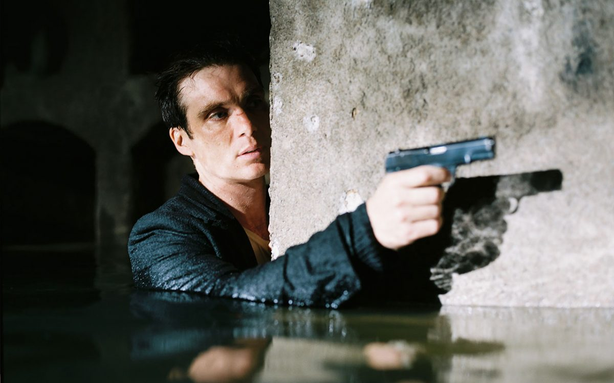 Anthropoid featuring Cillian Murphy
