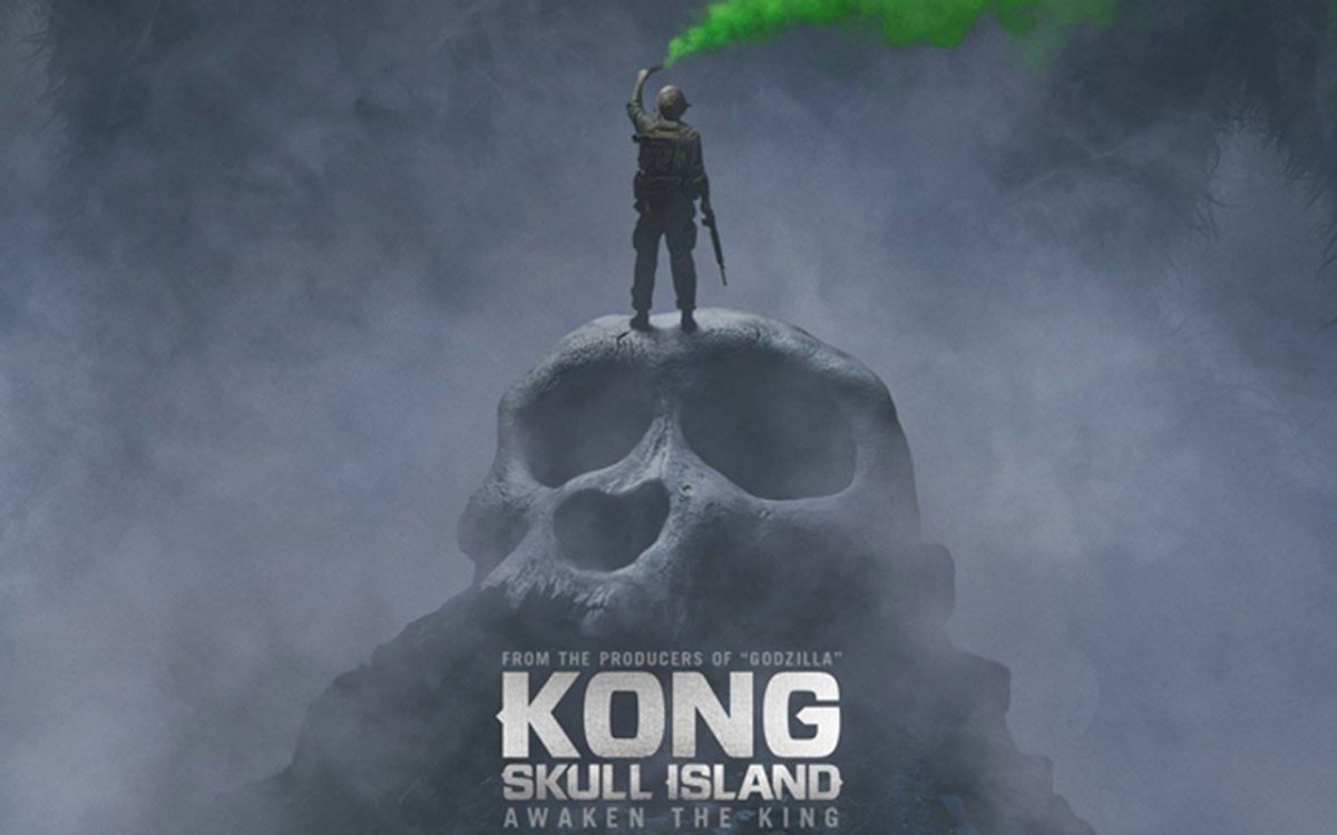 Debut trailer of Kong: Skull Island