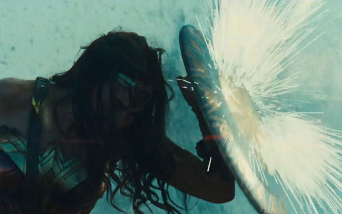 Wonder Woman trailer | SDCC reveal