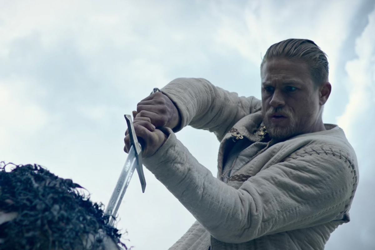 Official King Arthur: Legend of the Sword trailer