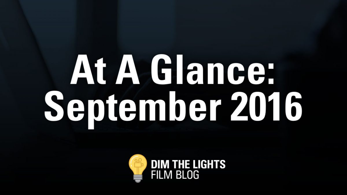 September movies 2016