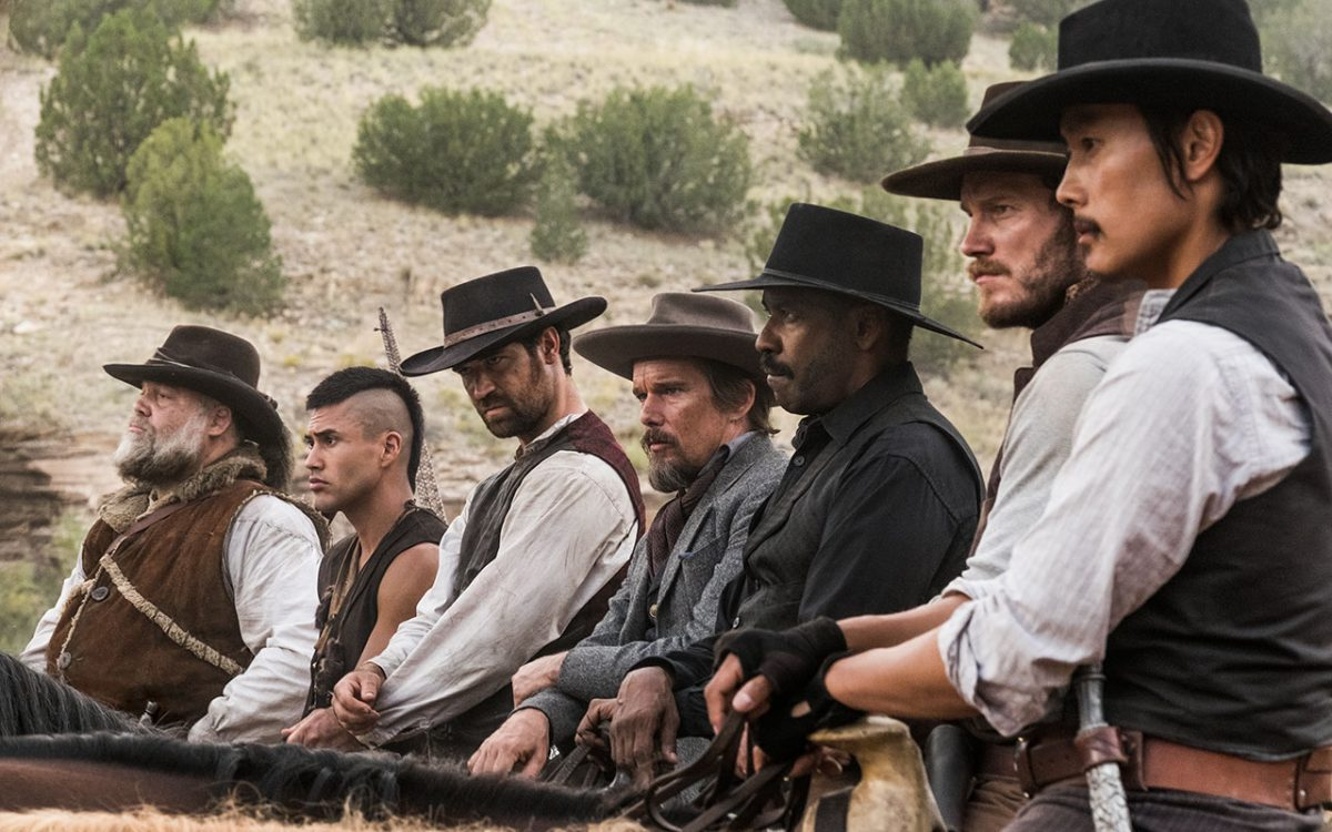 The Magnificent Seven Review | Dim The Lights Film Blog