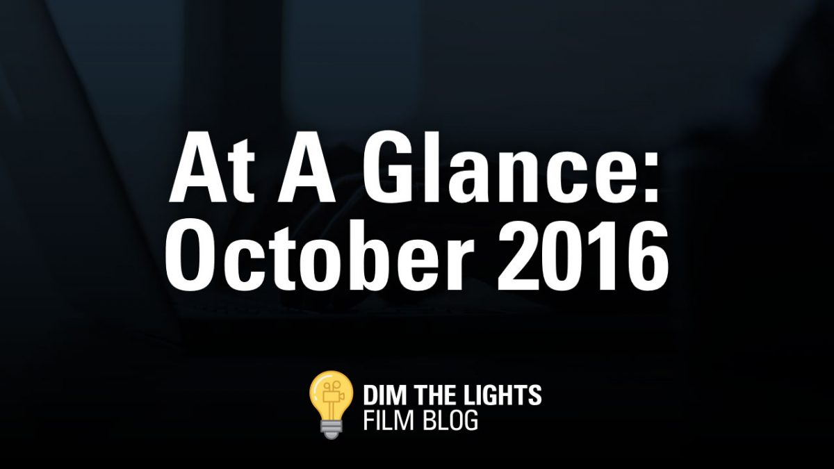 October movies 2016
