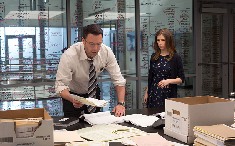 October Movies 2016 - The Accountant