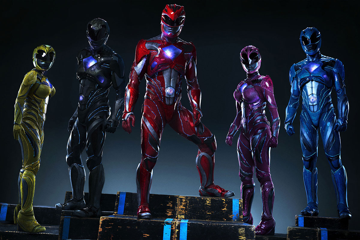 Power Rangers Movie Reveals First Look At Alpha 5