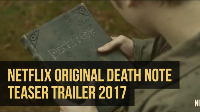 The teaser trailer for the Netflix Original Death Note series available now.
